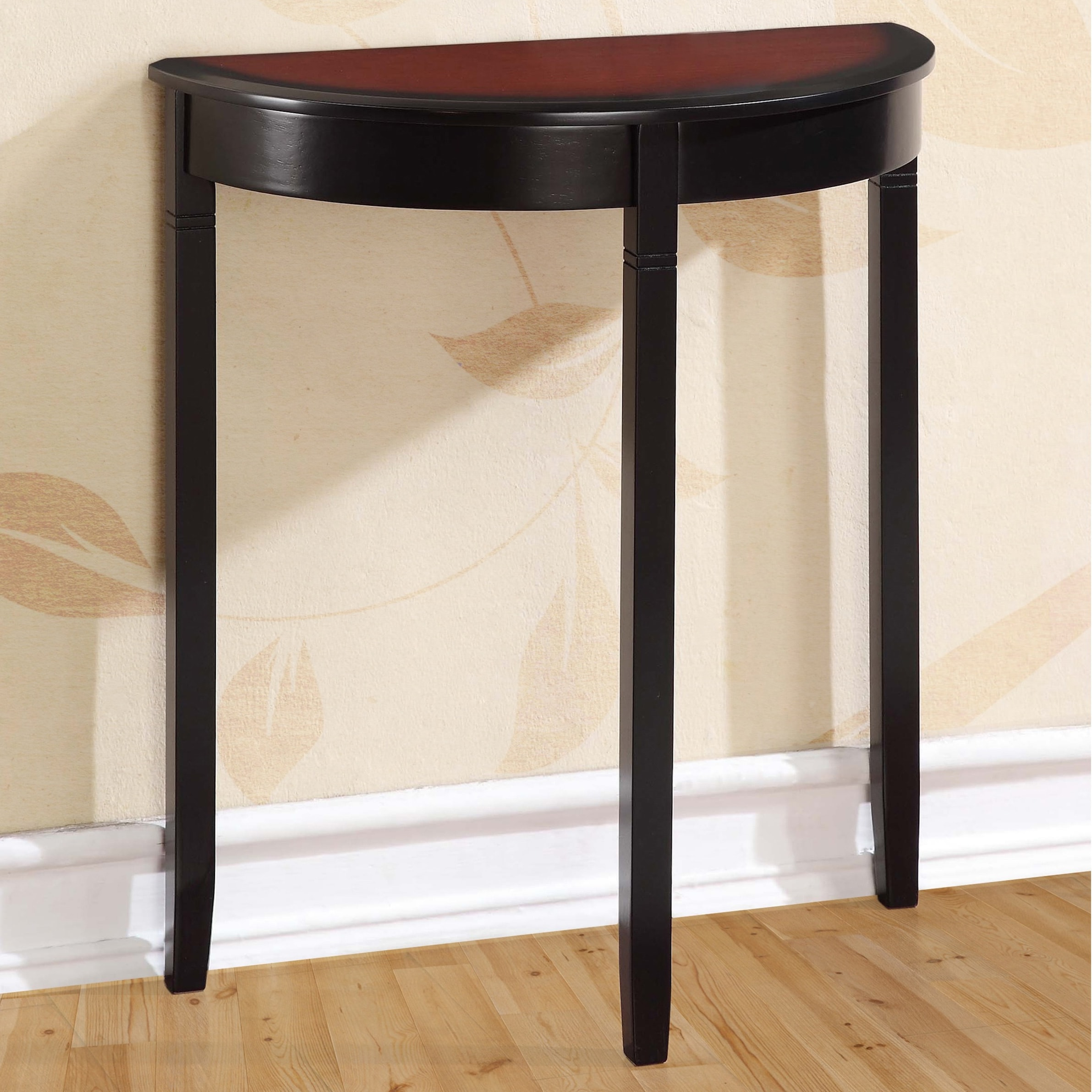 Buy Semi Circle Coffee, Console, Sofa U0026 End Tables Online At Overstock |  Our Best Living Room Furniture Deals