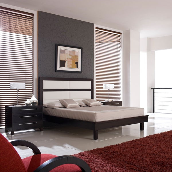Shop Emma Upholstered Bed Free Shipping Today