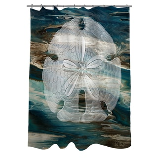 Coastal Span II Shower Curtain