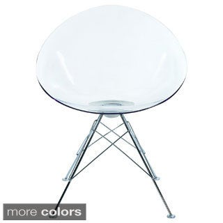 Chelsea Metal Oval Chair