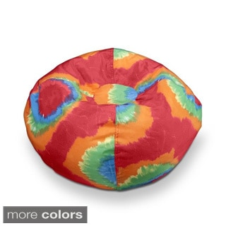 Ace Casual 96-inch Tye Dye Polyester Bean Bag