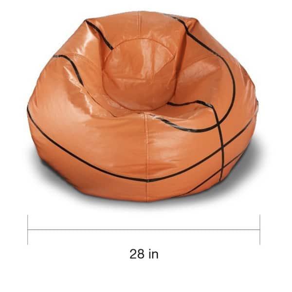 Wondrous Shop Ace Casual Vinyl 96 Inch Sports Bean Bag Chair Free Cjindustries Chair Design For Home Cjindustriesco
