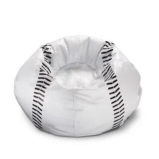 Ace Casual Vinyl 96-inch Sports Bean Bag Chair (Option: Baseball)