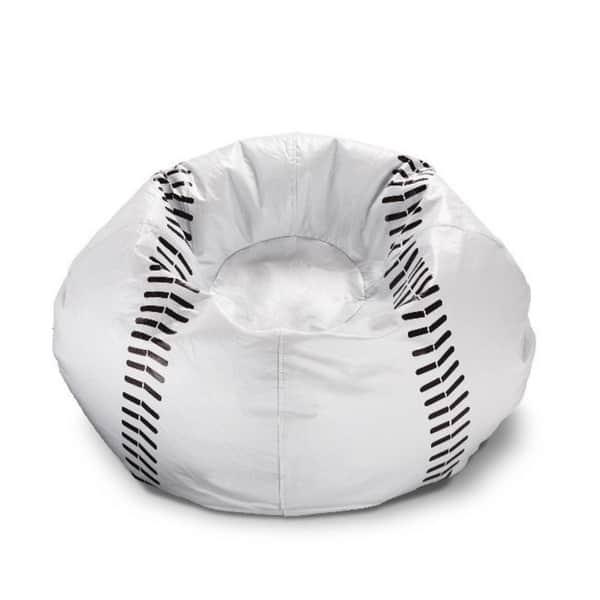 Marvelous Shop Ace Casual Vinyl 96 Inch Sports Bean Bag Chair Free Cjindustries Chair Design For Home Cjindustriesco
