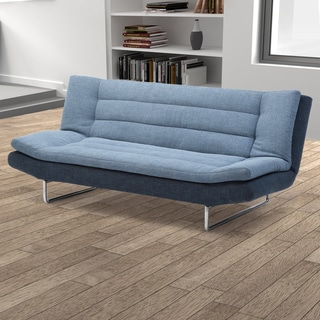 Corvus Sofa Bed with Stainless Steel Legs