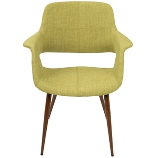 Vintage Flair Mid-century Modern Accent Chair