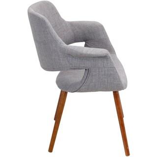 Vintage Flair Mid-century Modern Accent Chair