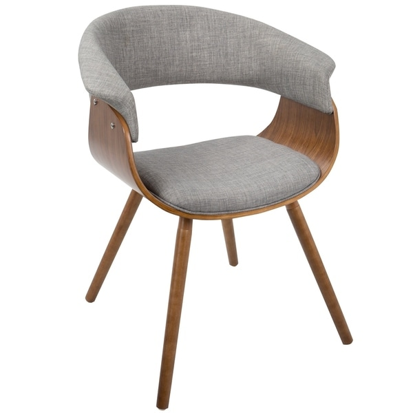 vintage mod midcentury accent dining chair free shipping today