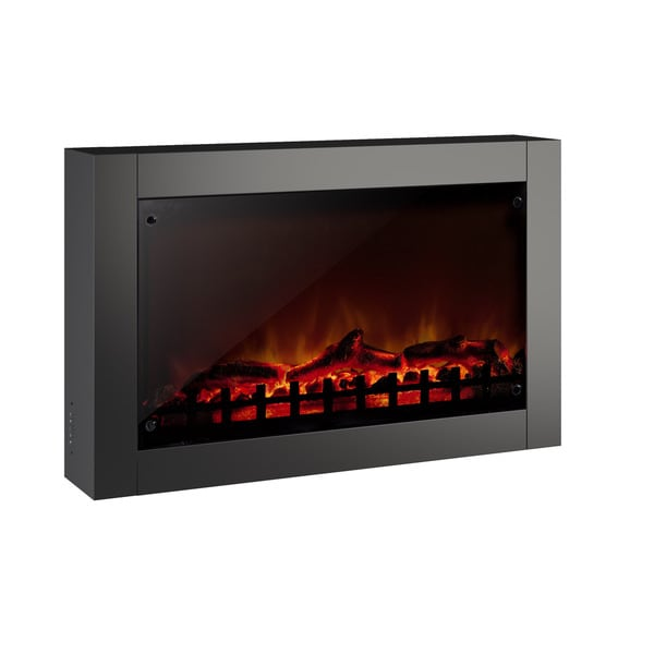 corliving fpe 203 f wall mounted electric fireplace free shipping