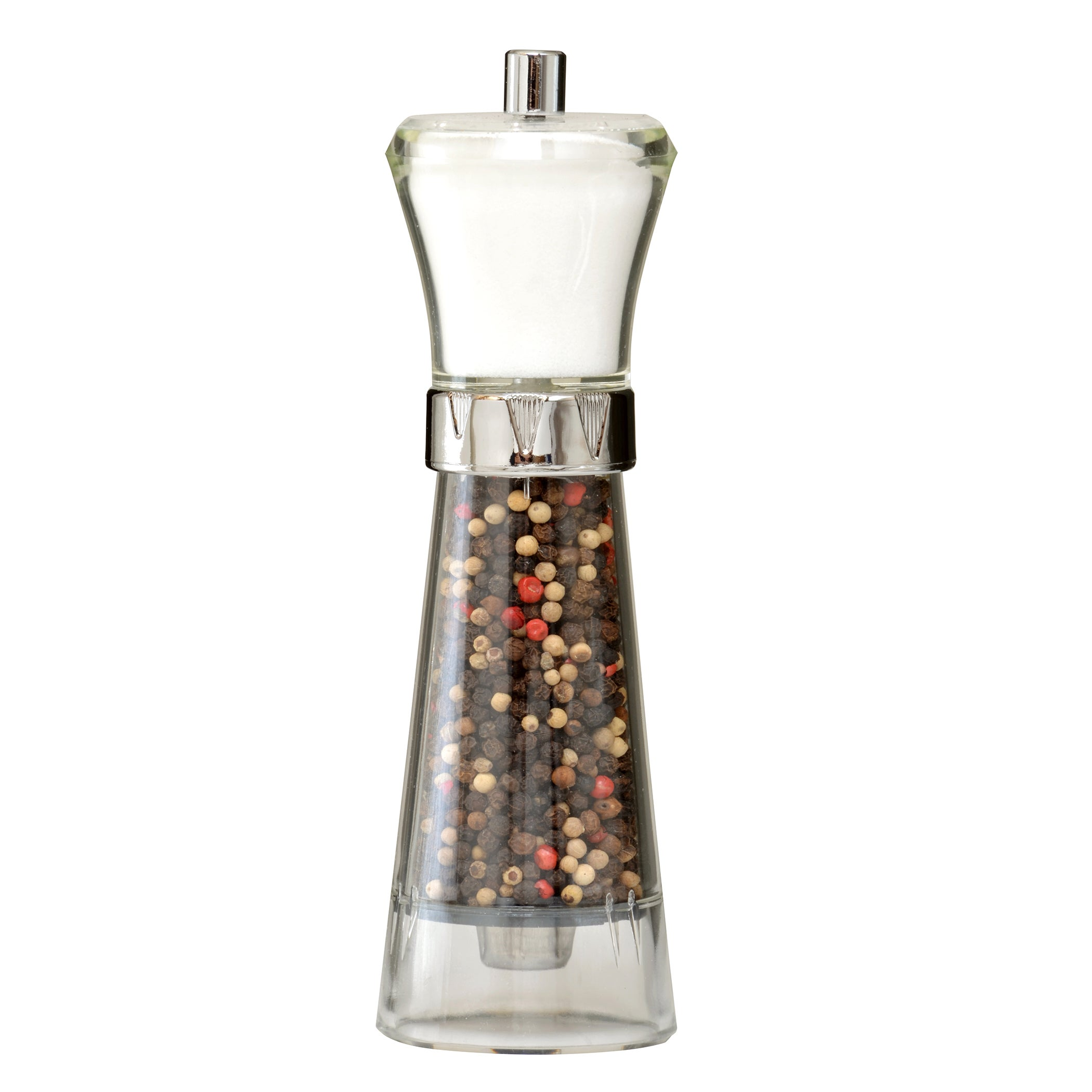 "LTD Acrylic Salt Shaker and Pepper Grinder Combo (7"" Acry..."