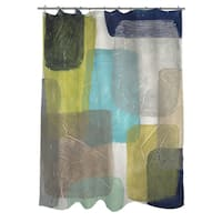 Transparancy II Shower Curtain