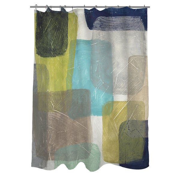 Transparancy II Shower Curtain