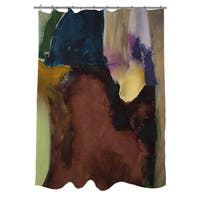 Obsession III Shower Curtain