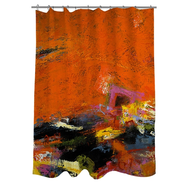 Jubiliation Shower Curtain - Free Shipping Today - Overstock.com ...