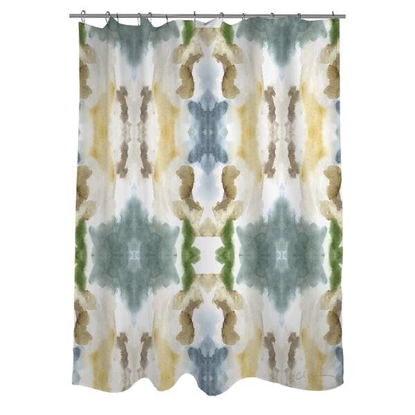 Buoyancy II Shower Curtain