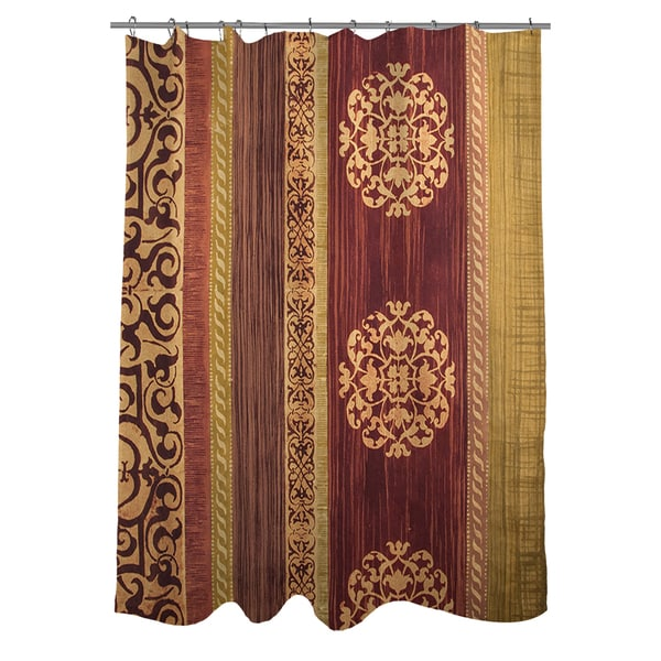 Shop Victorian II Shower Curtain - On Sale - Free Shipping Today ...