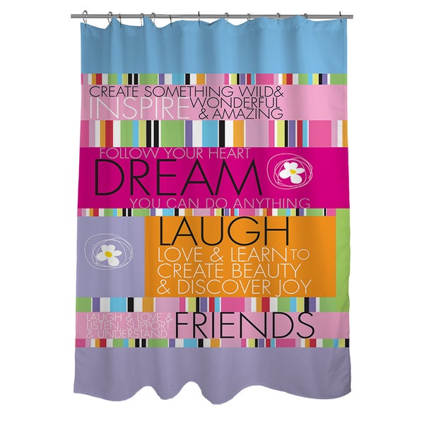 Shop Create Something Wild Shower Curtain