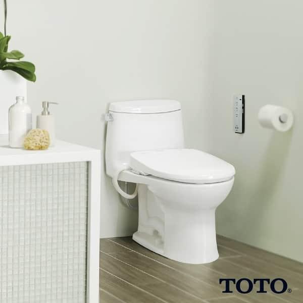 Bidet E Water.Shop Toto Washlet S300e Electronic Bidet Toilet Seat With