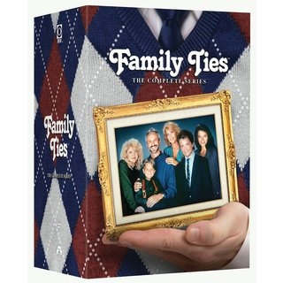 Family Ties: The Complete Series (DVD)