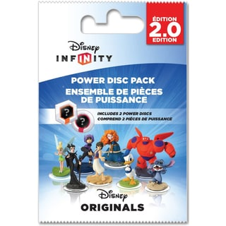 Disney INFINITY 2.0 Power Disc Pack Originals