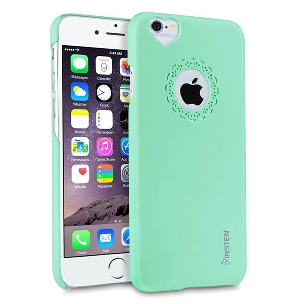 Case Design rubberized cell phone cases : Insten Sweet Heart Dust Proof Hard Plastic Phone Case for Apple iPhone ...