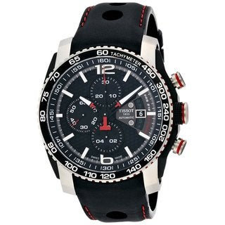 Tissot Men's T0794272605700 PRS 516 Auomatic Chronograph Watch