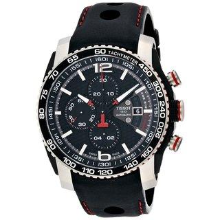 Tissot Men's T0794272605700 PRS 516 Auomatic Chronograph Watch