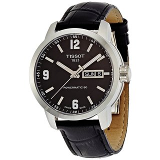 Tissot Stainless Steel Men's T0554301605700 PRC 200 Automatic Watch