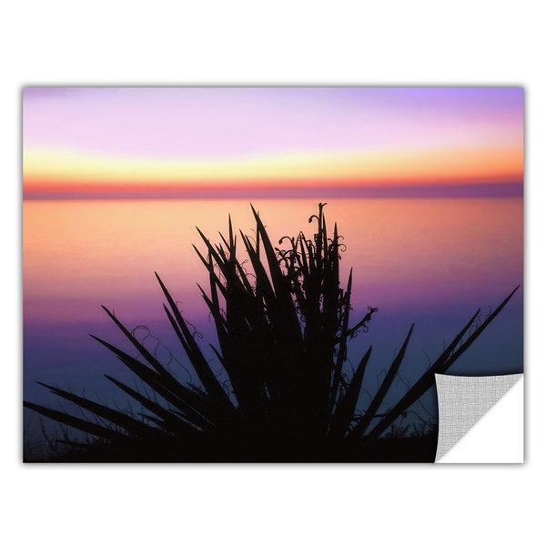 Dean Uhlinger 'Pacific Cliff Yucca' Removable Graphic Wall Art - Multi