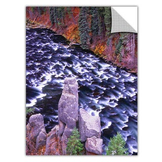 Dean Uhlinger 'Below the Falls' Removable Graphic Wall Art