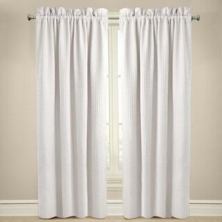 Grand Luxe Payton Rod Pocket Curtain Panel
