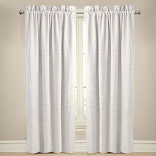 Veratex Payton Rod Pocket Curtain Panel