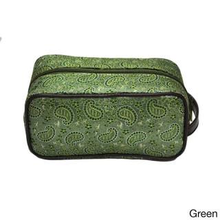 Brocade Cosmetic Bag (India)