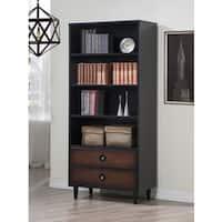 Jasper Laine Allen 2-drawer Bookcase