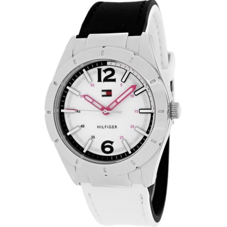 Tommy Hilfiger Women's 1781191 Reversible Silicone Watch
