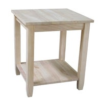 Shop Safavieh Stamford Reclamined Wood Finish Coffee Table Free
