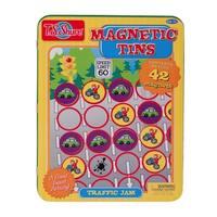 T.S. Shure Traffic Jam Magnetic Tin Playset