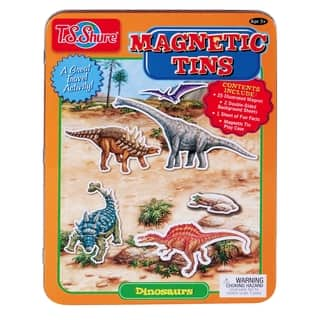 T.S. Shure Dinosaurs Magnetic Tin Playset|https://ak1.ostkcdn.com/images/products/9363131/P16555106.jpg?impolicy=medium