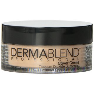 Dermablend SPF 30 Chroma 1 Rose Beige 1-ounce Cover Creme