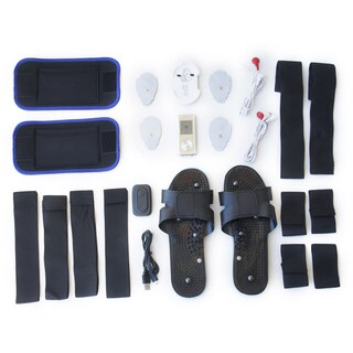 TENS Mini Electronic Pulse Massager Combo Pack