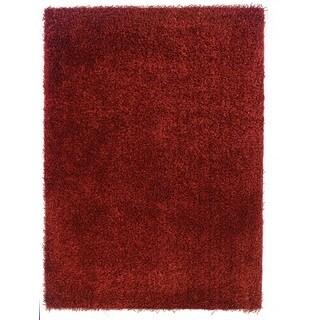 Linon Confetti Copper Area Rug (8' x 10')