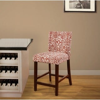 Linon Marrakesh Lava Counter Height Stool