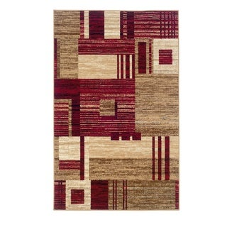 Shop Rug Squared Corona Spiral Area Rug 5 3 X 7 5 On