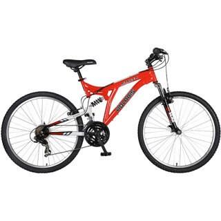 Polaris - Ranger M.0 26 Full Suspension Bicycle