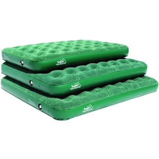 Texsport Deluxe Forest Green Air Bed with Boston Valve