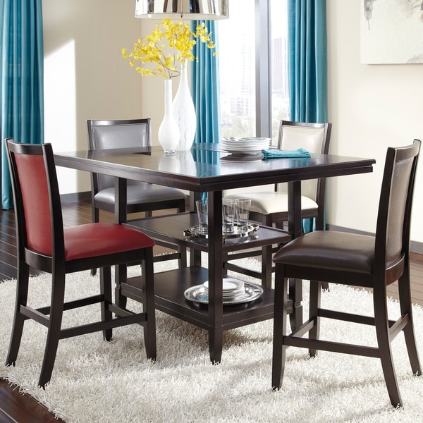 Signature Design By Ashley Trishelle Counter Height Dining Table