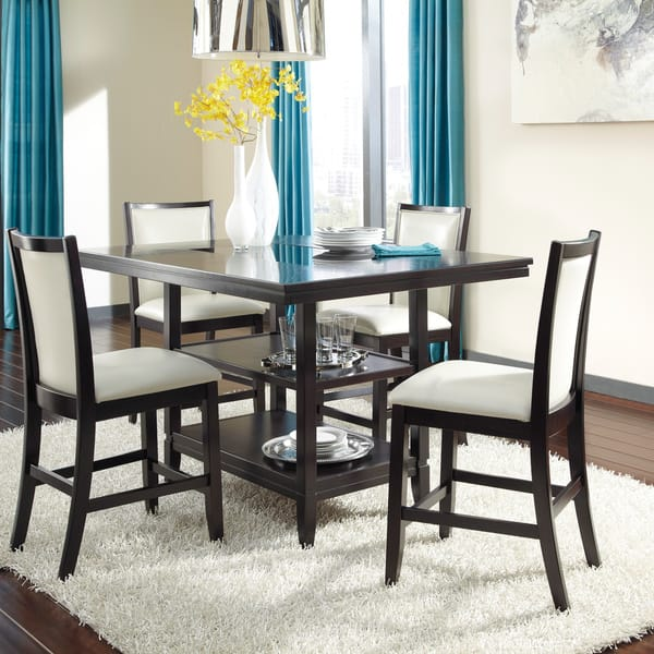 Get Trishley Counter Height Dining Room Table