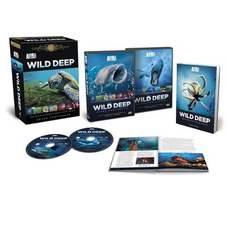 Animal Planet: Wild Deep - The Heritage Collection (DVD)