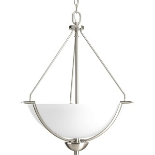 Progress Lighting 3-light Inverted Pendant Lighting Fixture