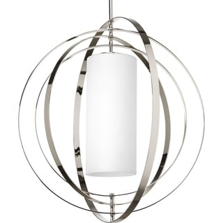 Progress Lighting 2-light Large Foyer Lantern Lighting Fixture